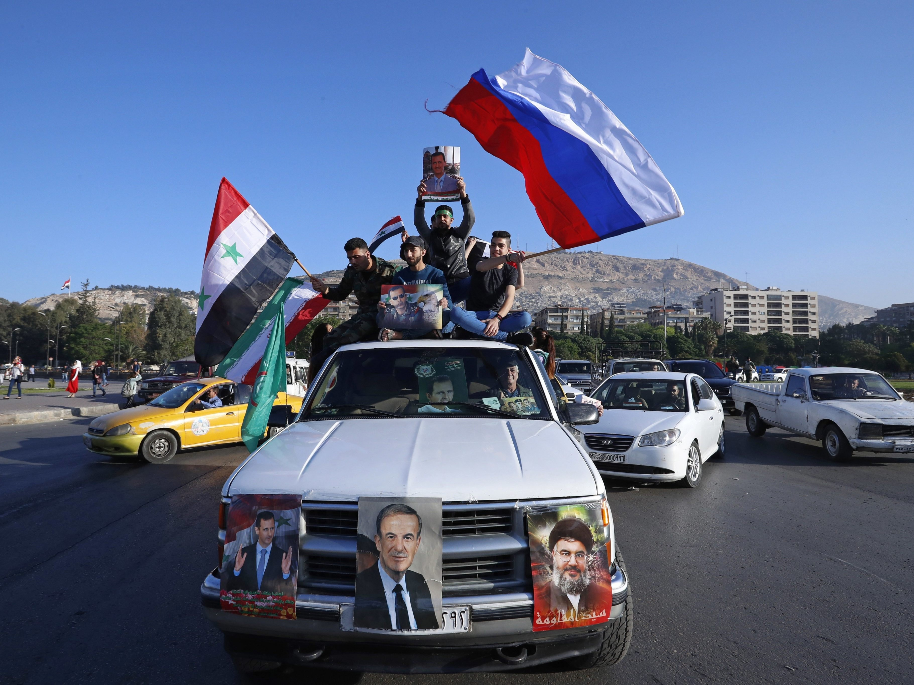 Ruf nach Diplomatie folgt Militärschlag gegen Syrien