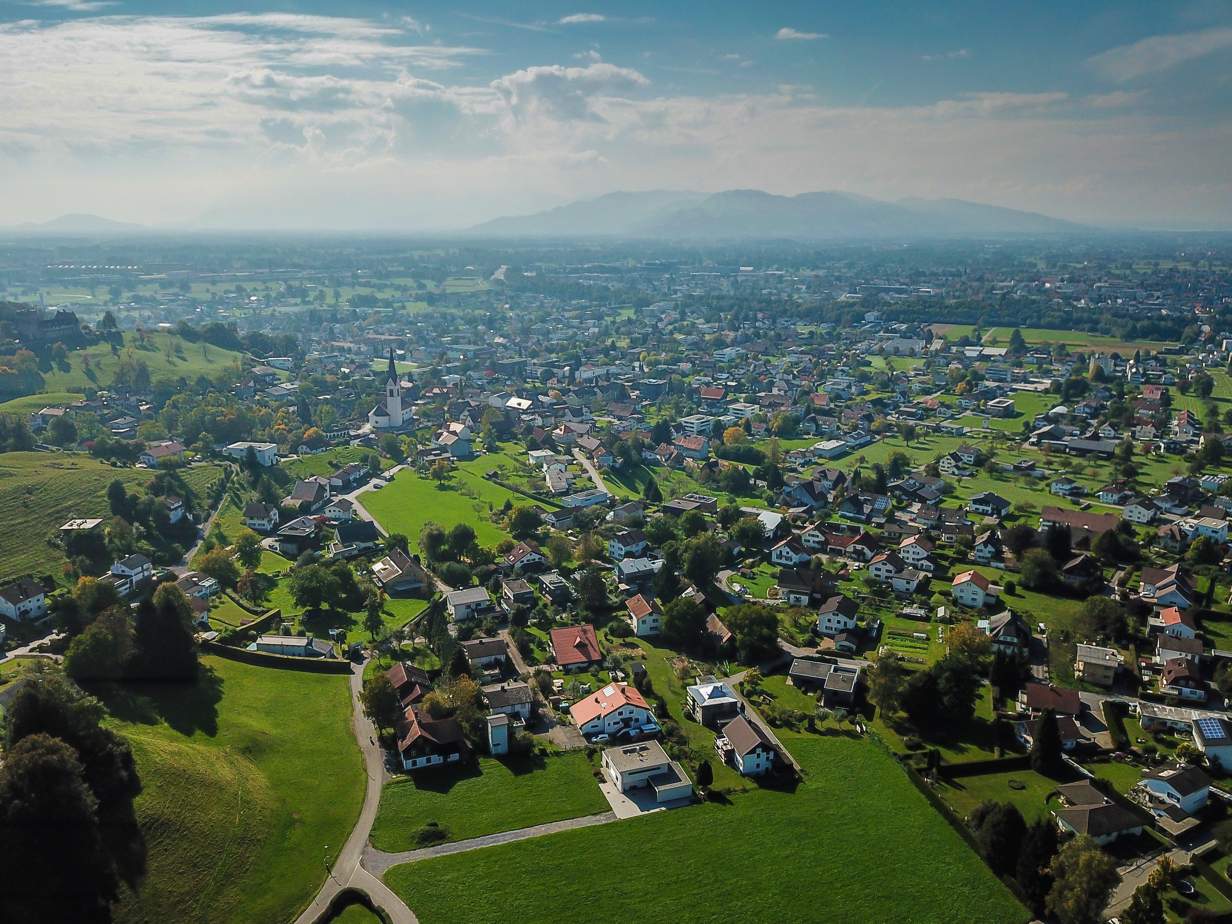 Vorarlberg: Spektrum der Reaktionen auf Raumplanungsnovelle