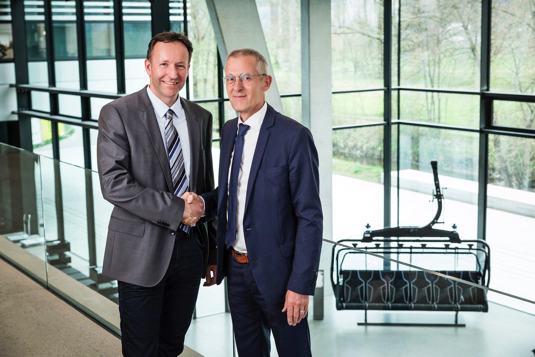Gerhard Gassner übernimmt Geschäftsführung der Doppelmayr Seilbahnen