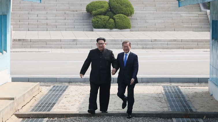 Korea Gipfel
