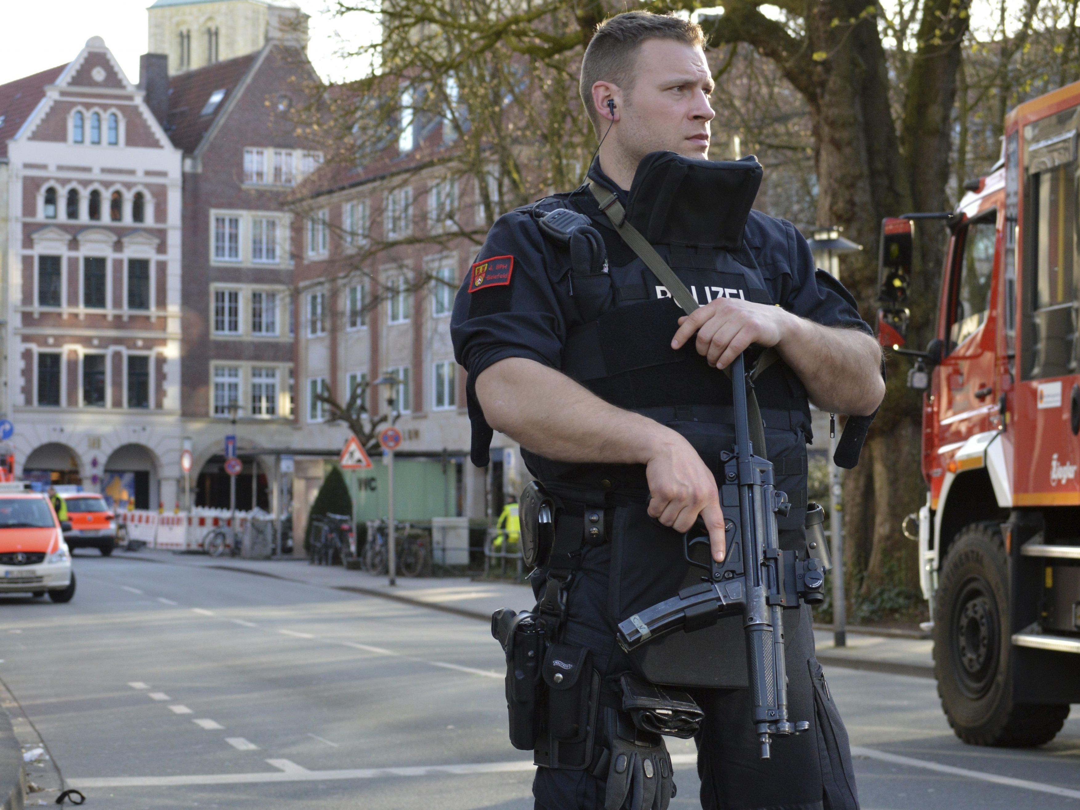 Drei Tote bei Lkw Attacke in Münster – Kein Terror