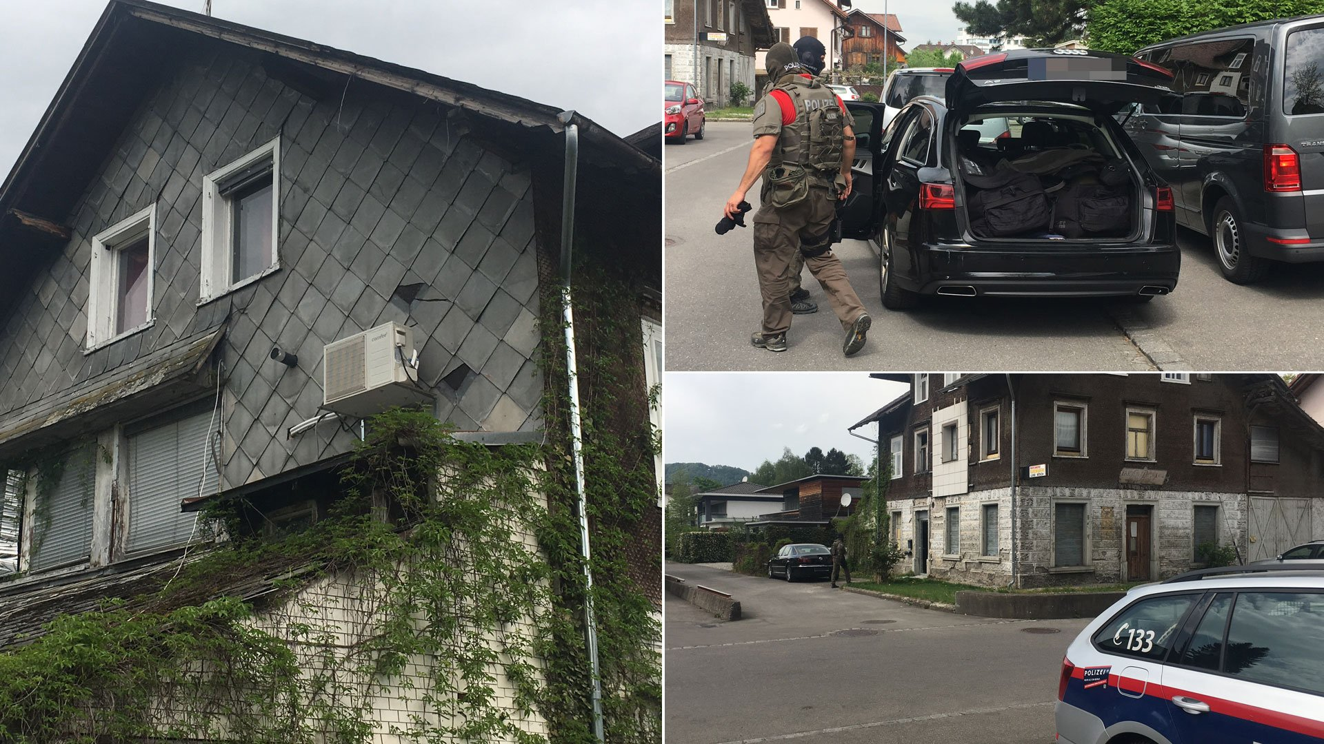 Vorarlberg: Cobra hebt Cannabisplantage in Lustenau aus