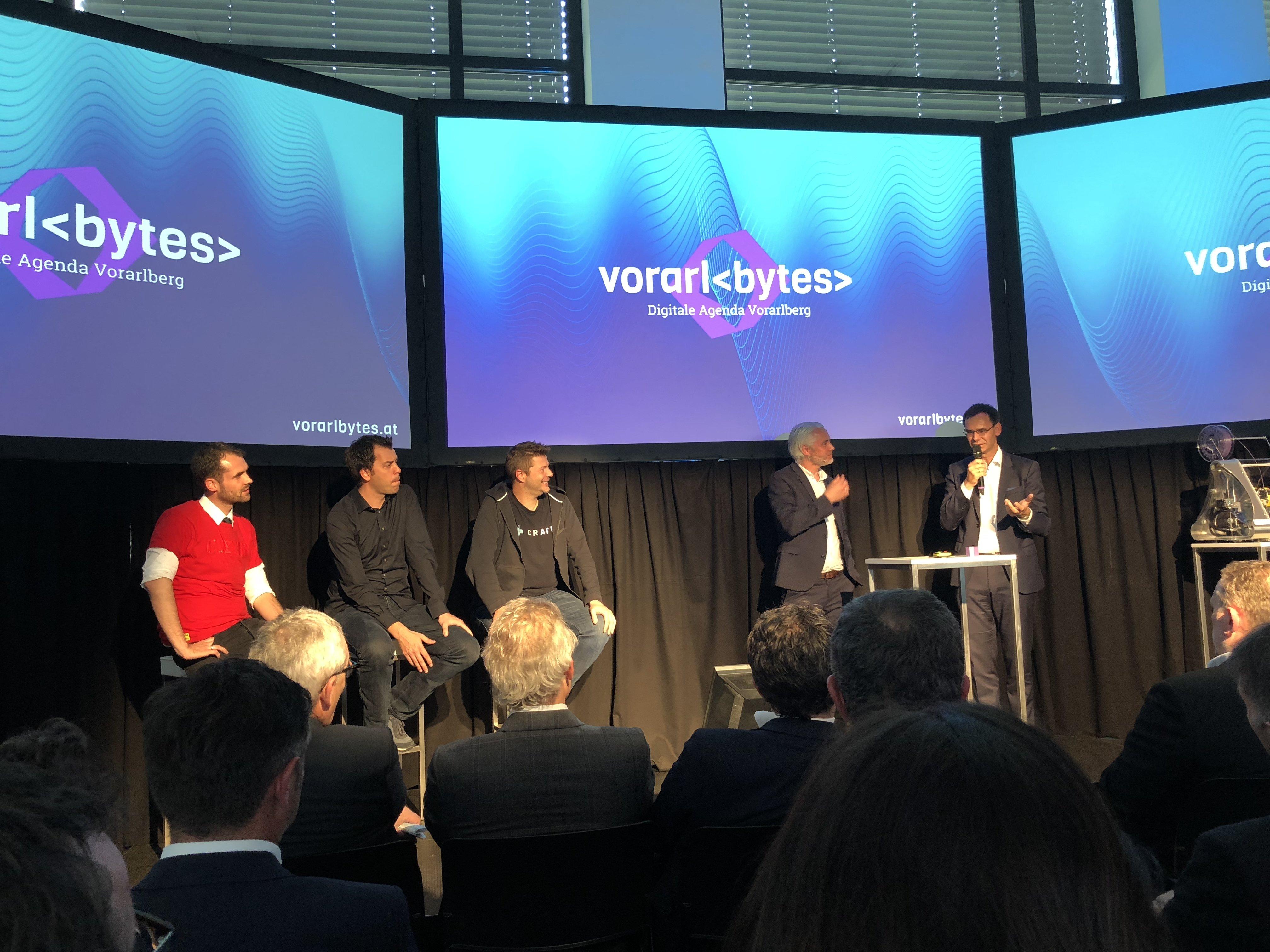 Land präsentiert die Digitale Agenda für Vorarlberg
