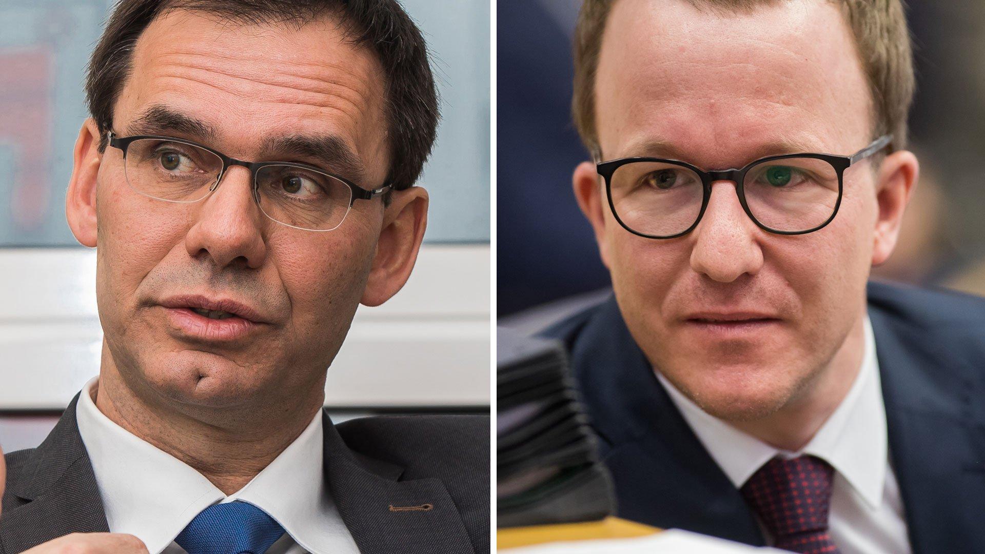 Wallner und LR Gantner zum Thema Sicherheit