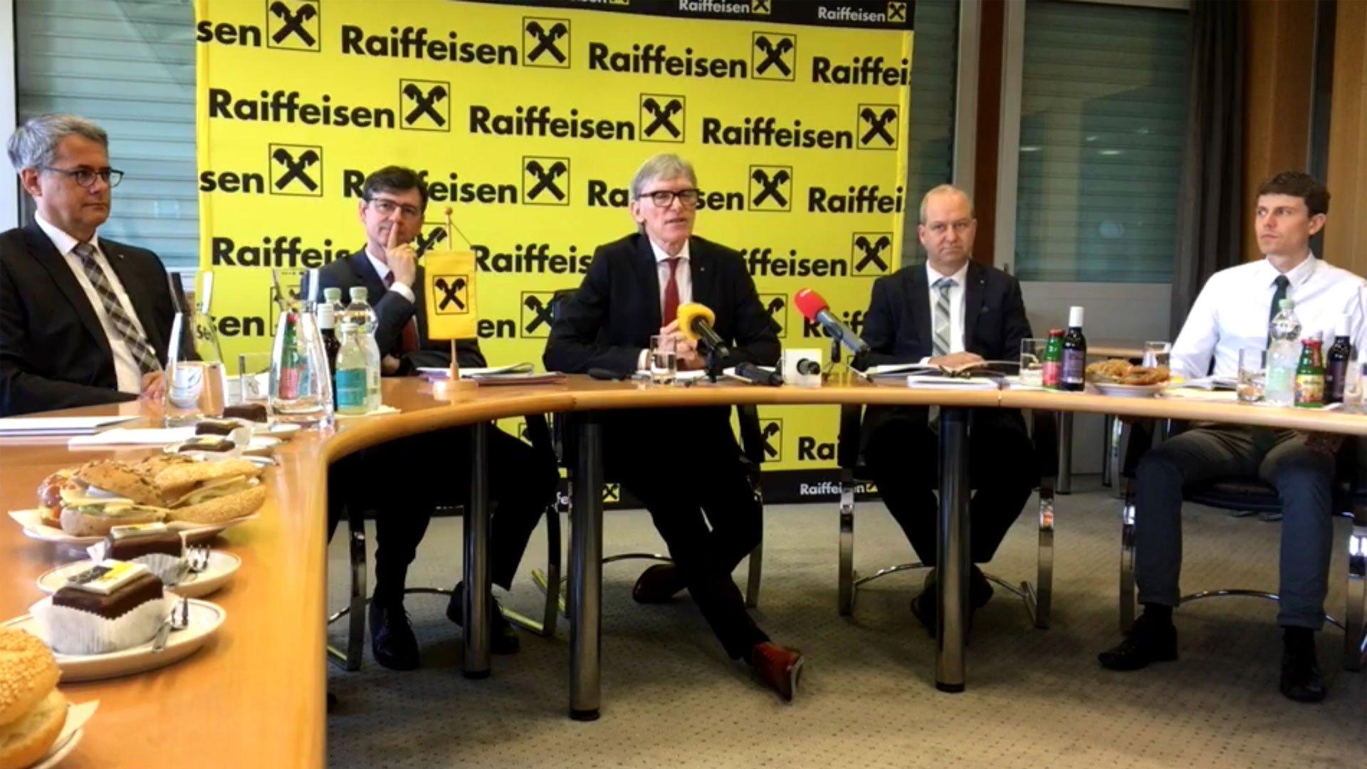 200 Jahre Raiffeisen: Raiffeisenlandesbank Vorarlberg präsentiert Bilanz für 2017
