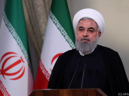 Handel mit Iran wird