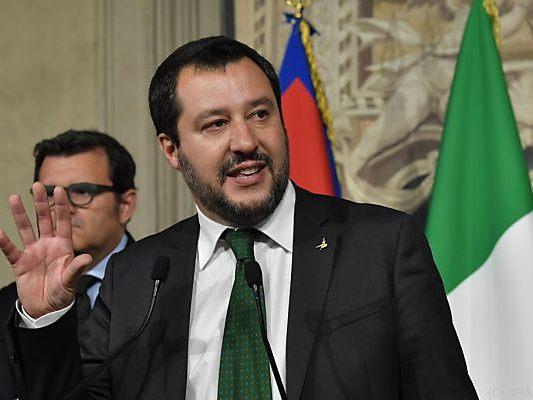 Italien: IWF-Mann versucht Bildung einer Regierung