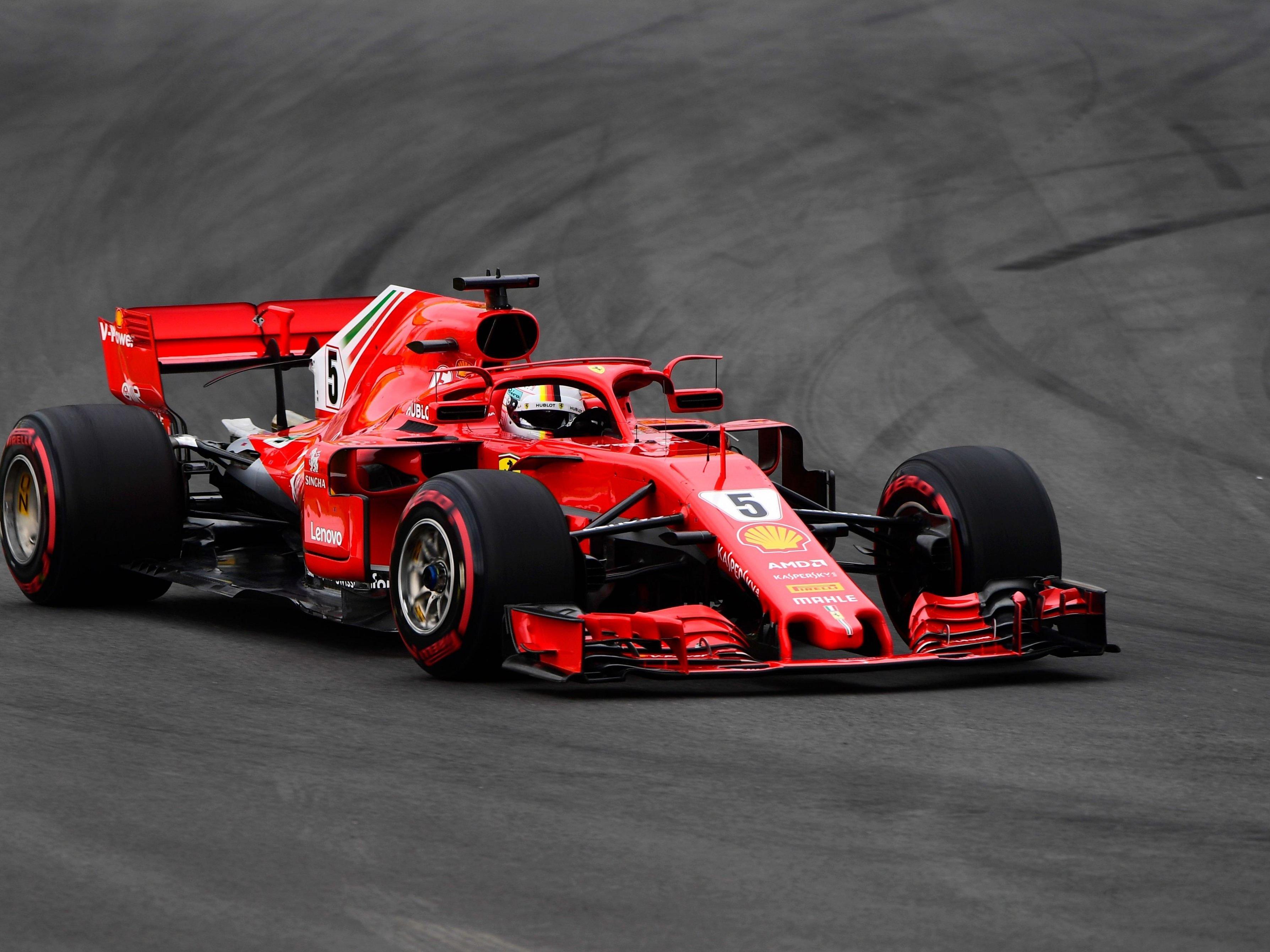 Spanien Formel 1