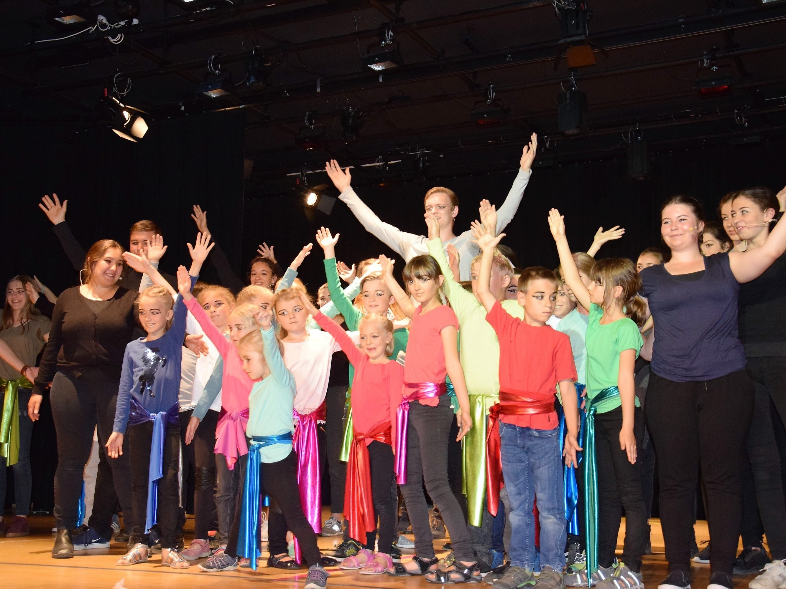 Musical Joseph in Koblach DorfMitte