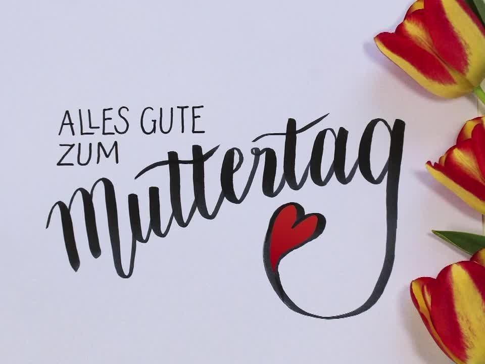 Die besten geschenkideen zum muttertag lifestyle vol at - Mondkalender 2018 fensterputzen ...