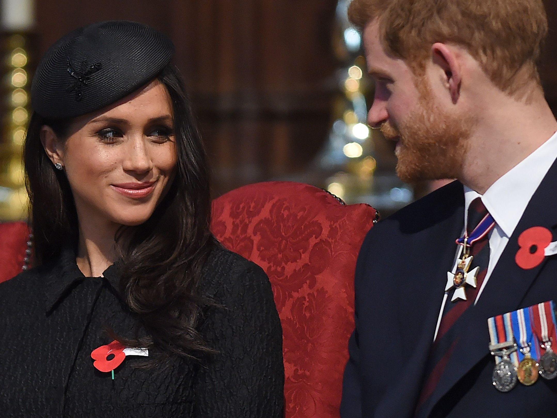 Prinz Harry Und Meghan Markle Heiraten Der Zeitplan Der Royalen