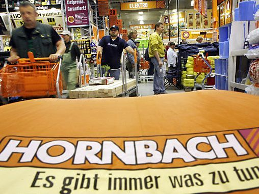 Baumarkt-Kette Hornbach legt beim Urlaub vor