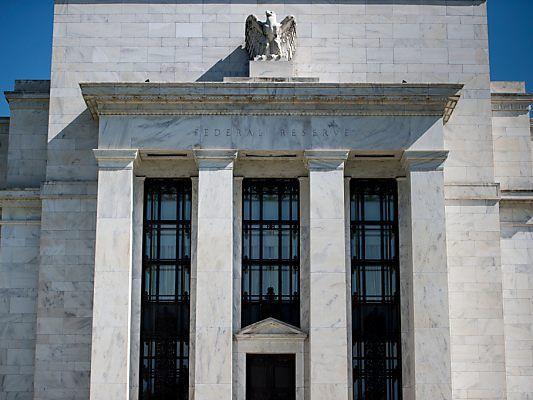 Zentralbanken Zinsen USA:US-Notenbank erhöht Leitzins erneut