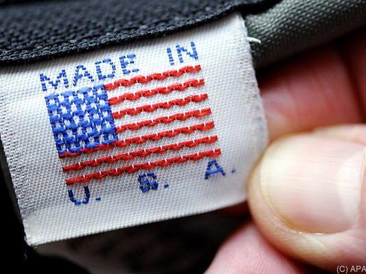 EU-Vergeltungszölle auf US-Produkte gelten ab Freitag