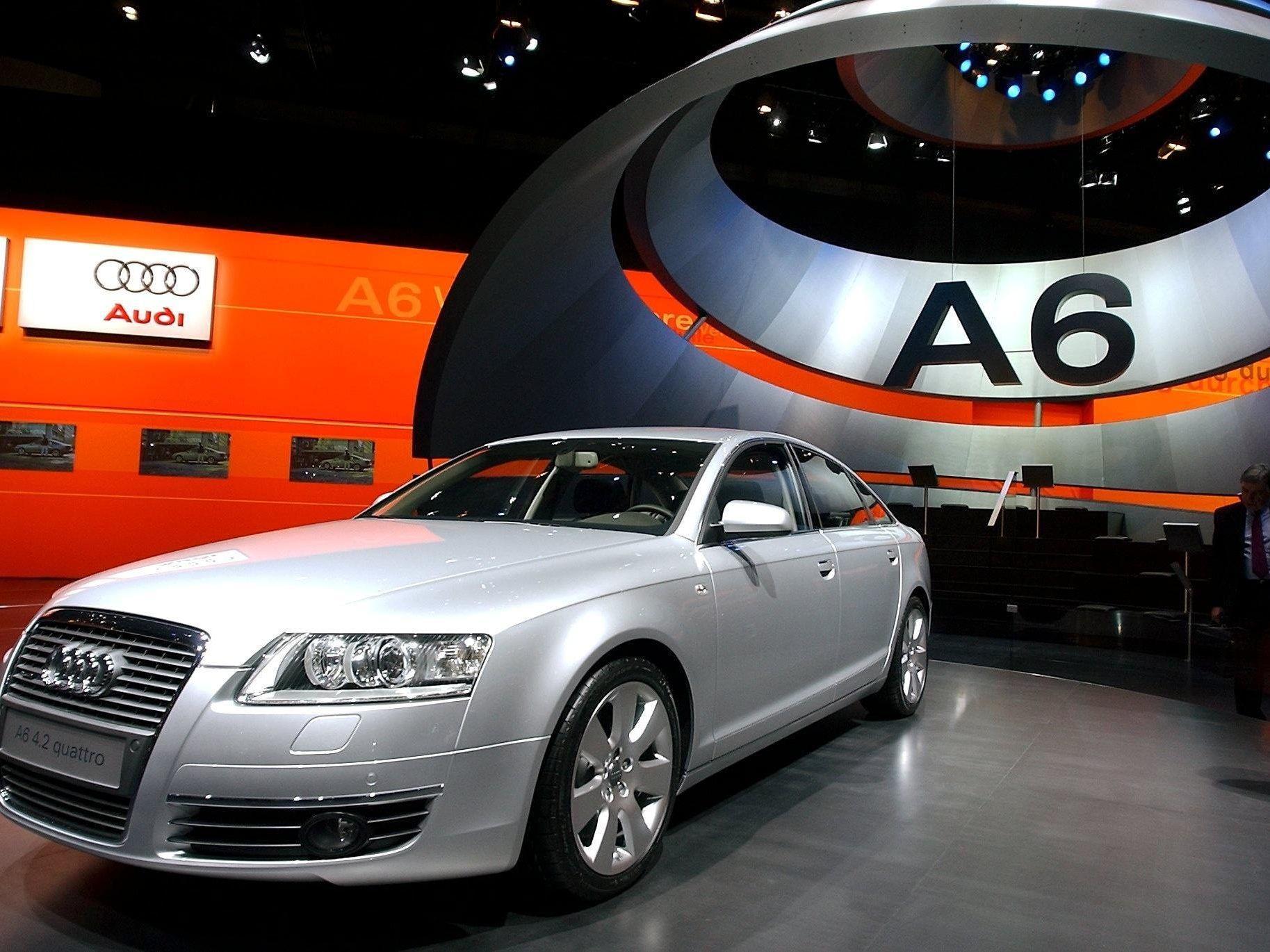 Rückruf von 60.000 Diesel-Audis angeordnet