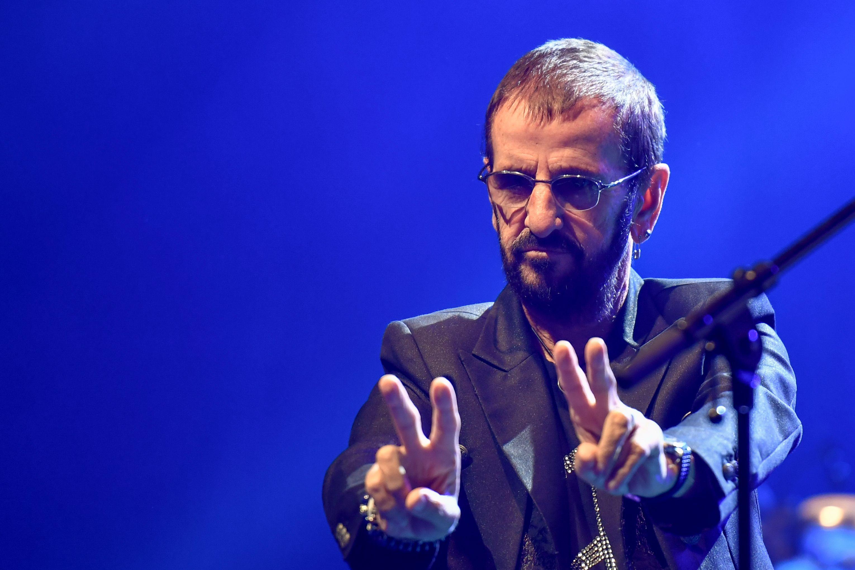 Wiener Stadthalle: Ex-Beatle Ringo Starr gibt Konzert mit seiner All Starr Band