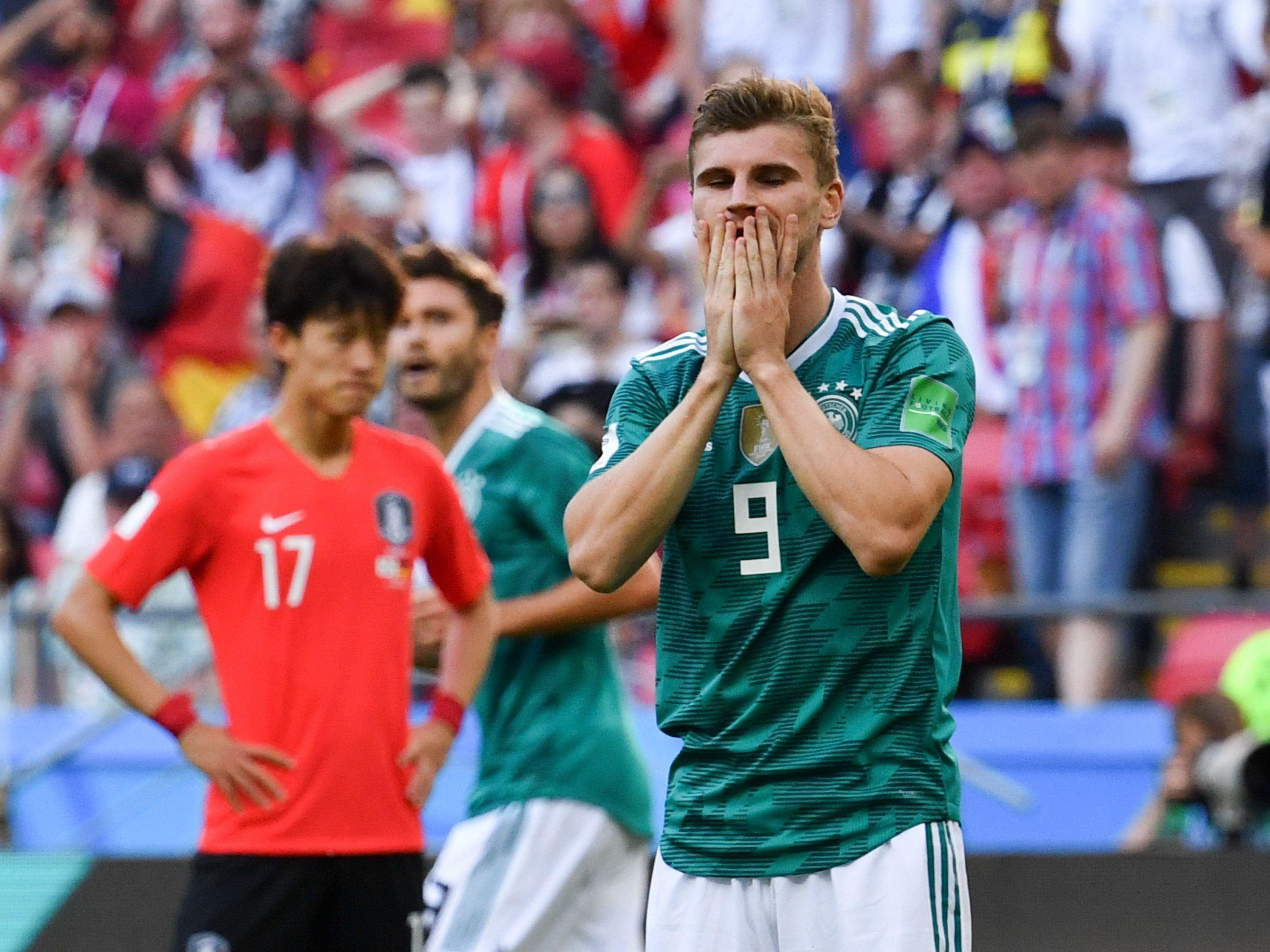 Deutschland In Der Vorrunde Ausgeschieden