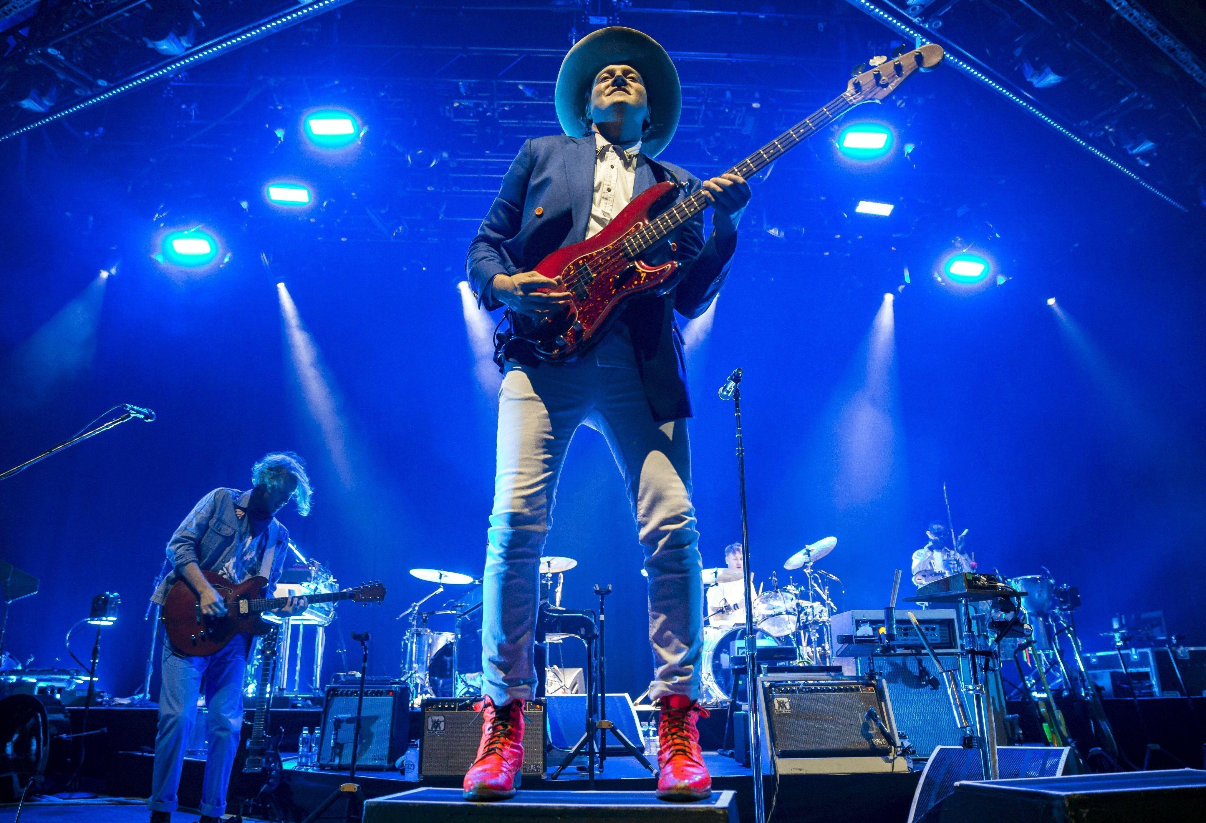 Arcade Fire: Triumphzug in der Wiener Stadthalle