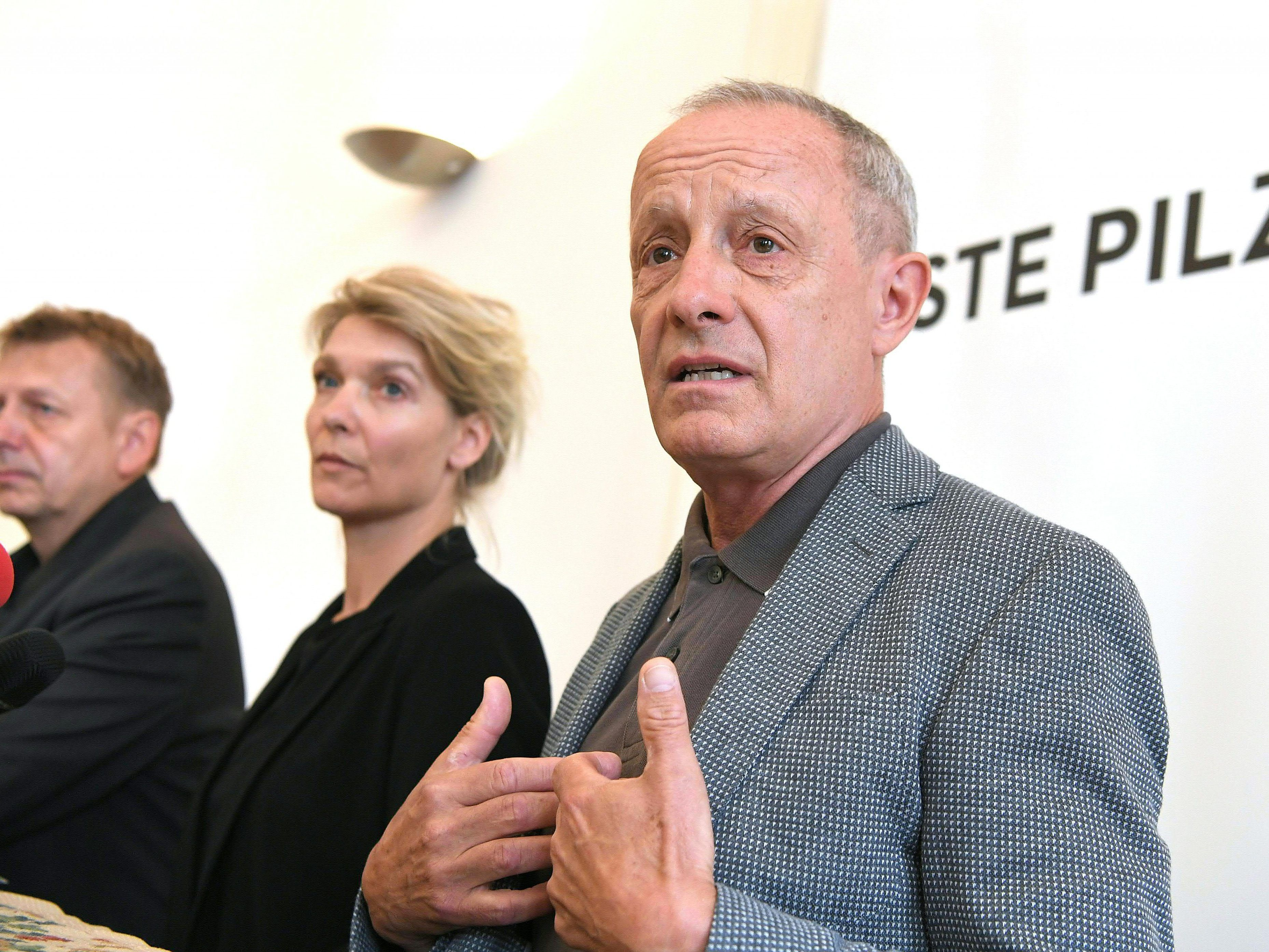 Peter Pilz wechselt in den Nationalrat.