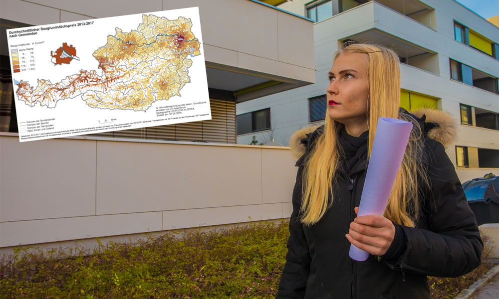 Vorarlberg: Immobilienpreise stiegen 2017 deutlich