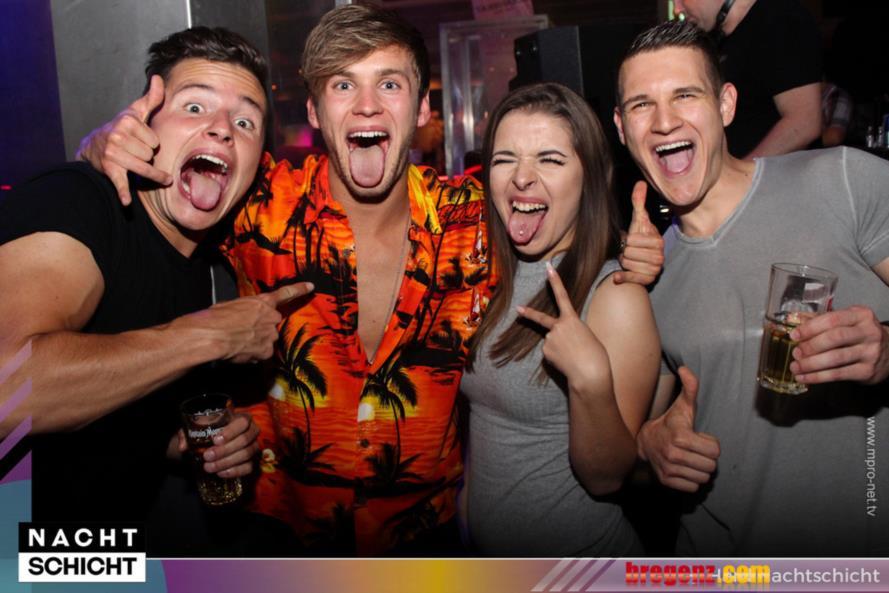 Das Party-Weekend auf VOL.AT