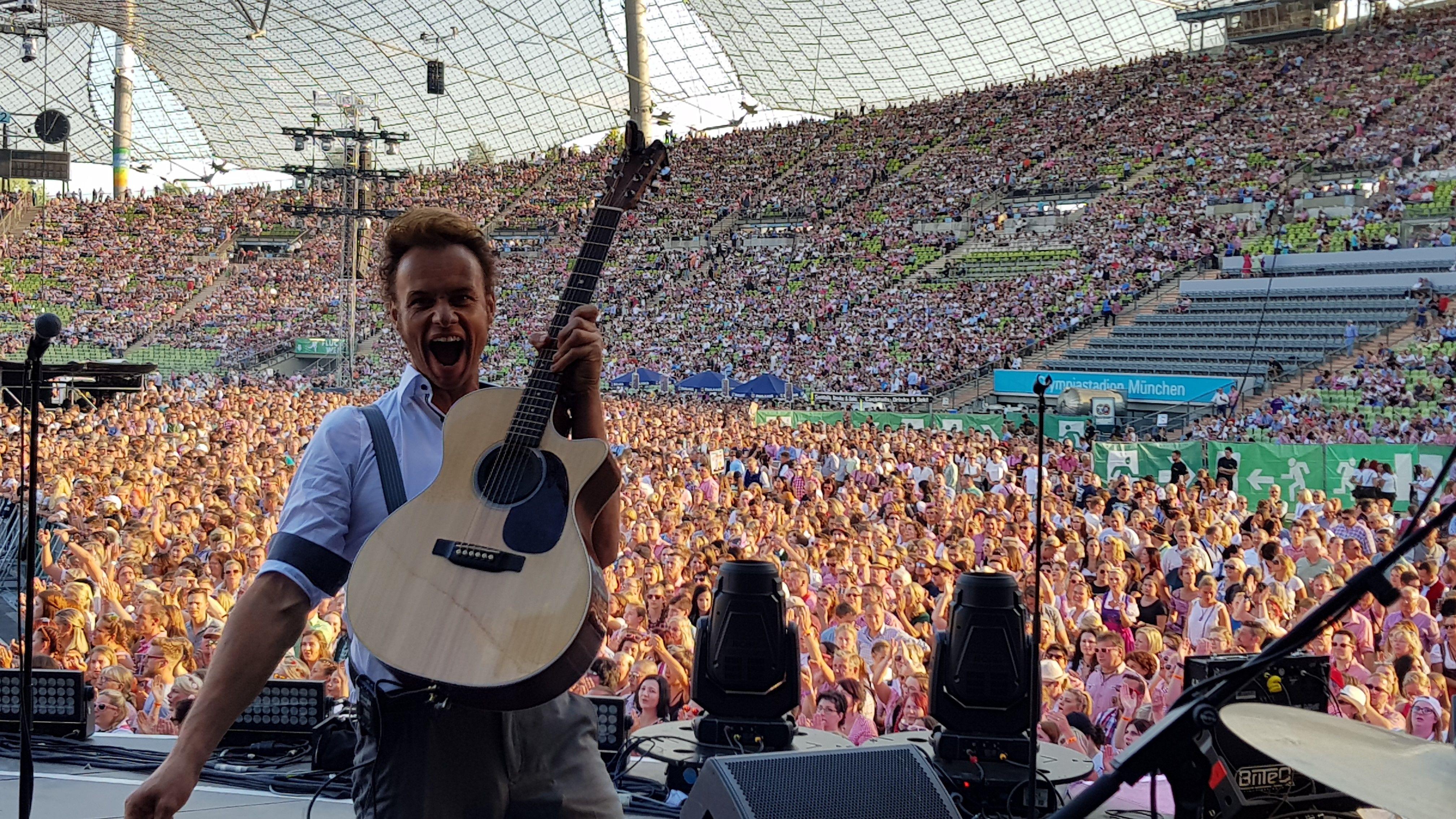Wolfgang Frank sorgt im Olympiastadion für Megastimmung