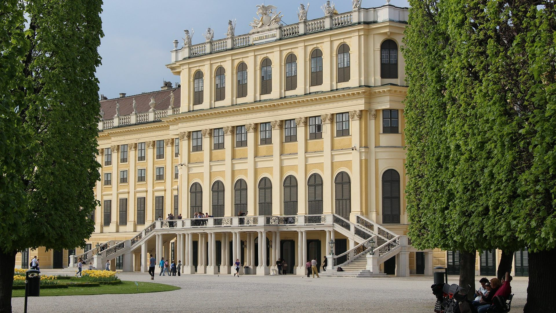wiener schloss sch nbrunn hat als kulturgut wert von 280 millionen euro vienna online. Black Bedroom Furniture Sets. Home Design Ideas