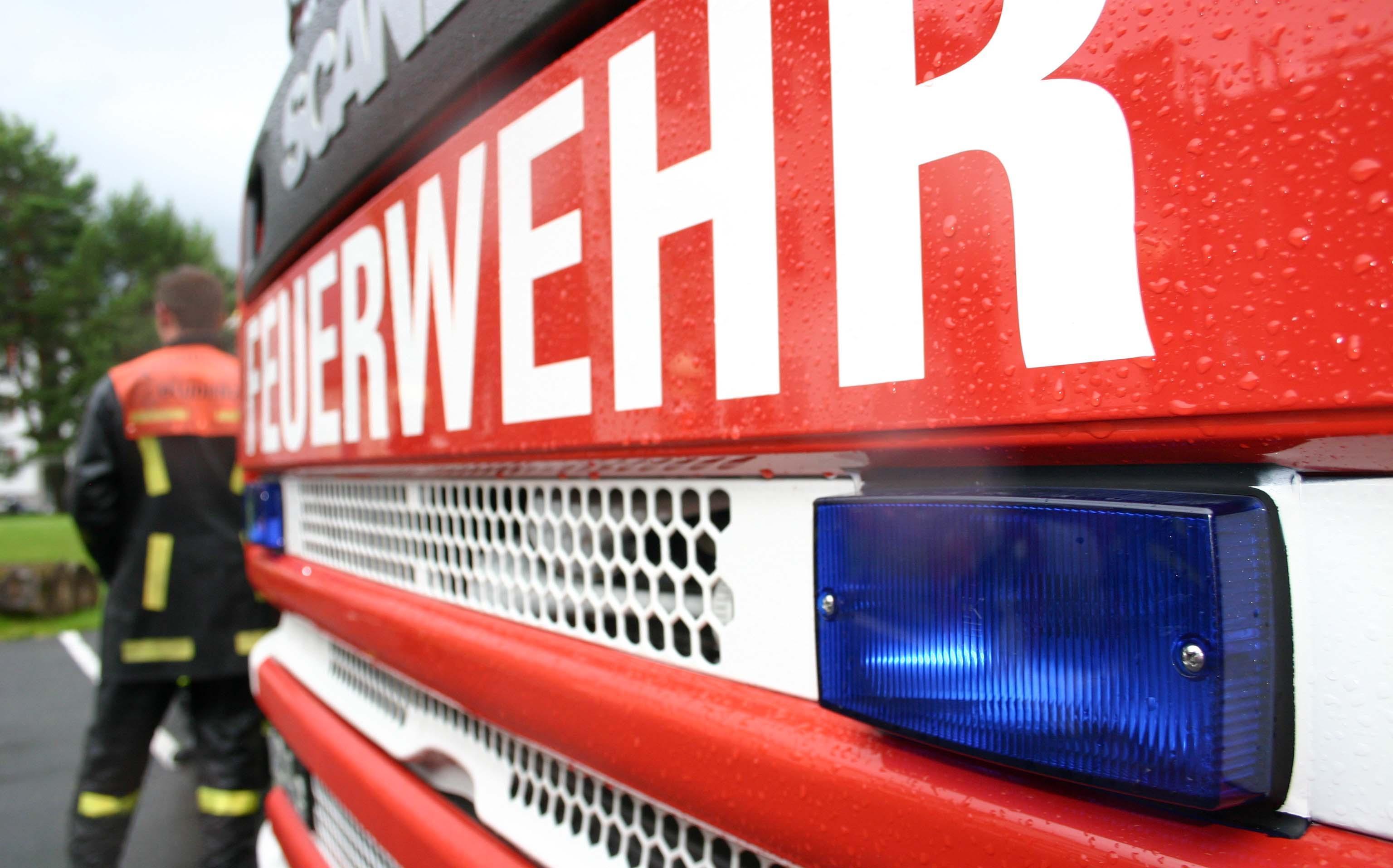 Vorarlberg: Bus verliert Öl im Kleinwalsertal