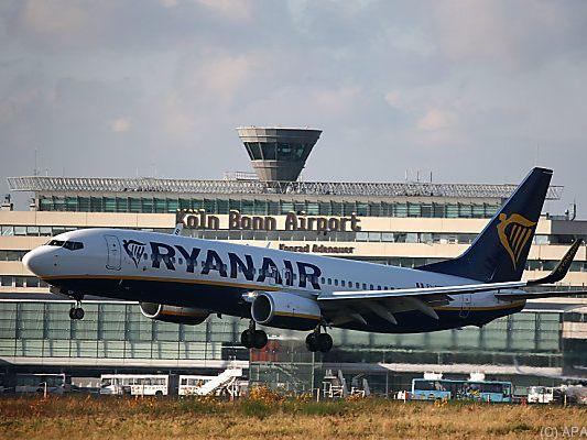 Ryanair: Auch deutsche Urlauber von den Streiks betroffen