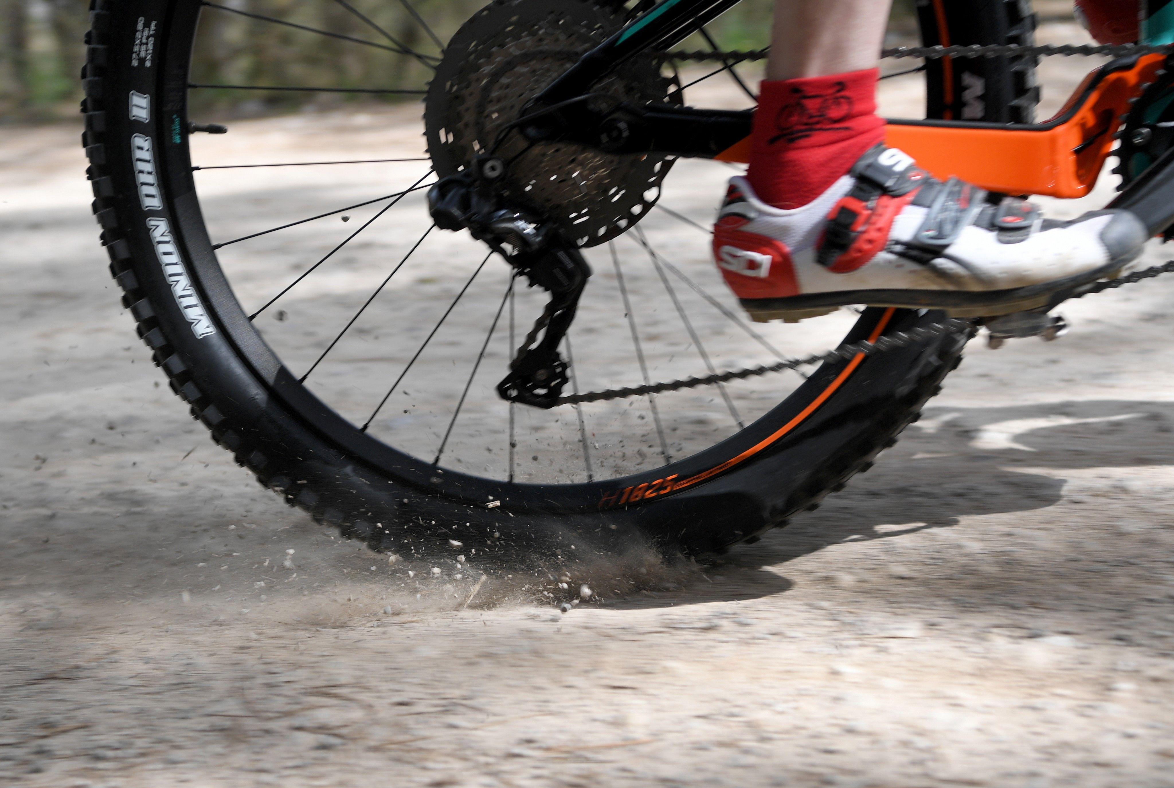 Mountainbike-Meisterschaft am Zanzenberg