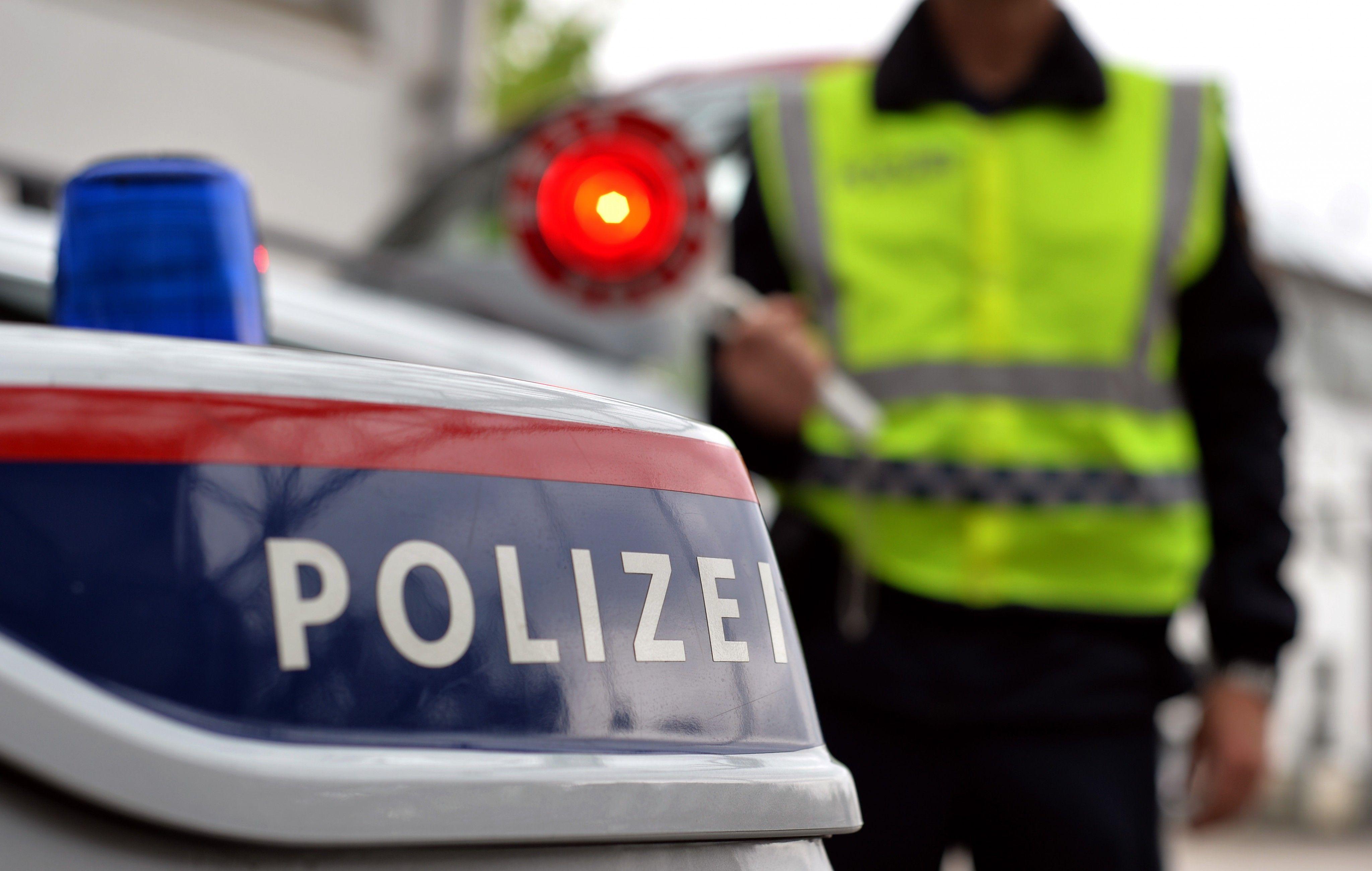 Betrunkener Motorradlenker in Vorarlberg zweimal von Polizei gestoppt