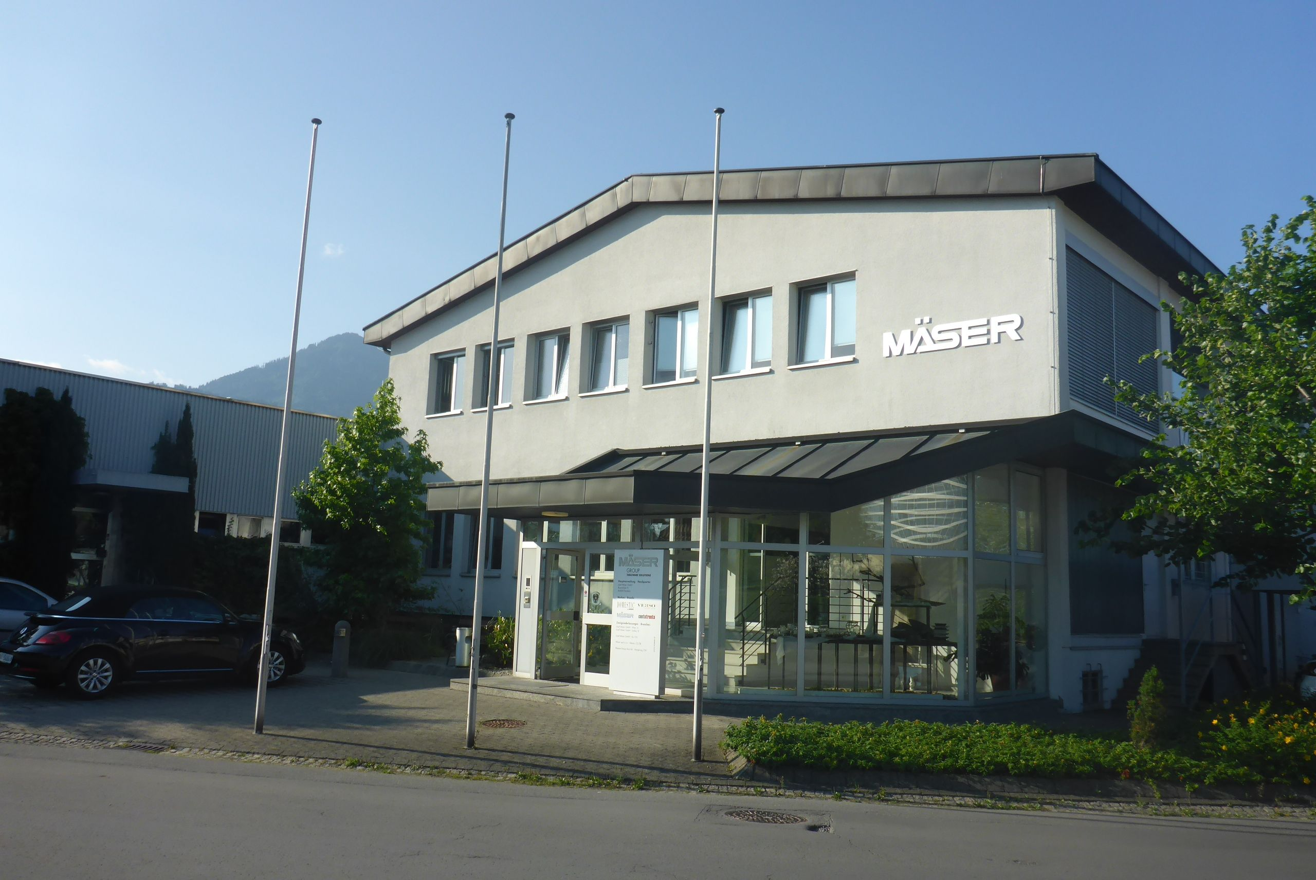 Vorarlberg: Mäser Group schafft Turnaround früher als erwartet