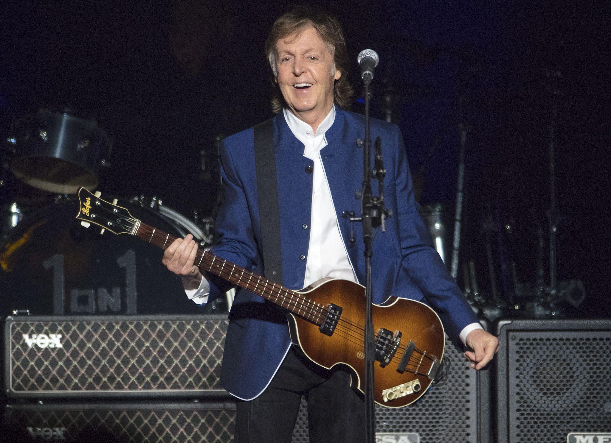 Paul McCartney gibt Zusatzkonzert in Wiener Stadthalle