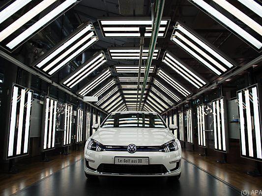 VW liefert bis Jahresende keine Elektro- und Hybridautos mehr aus