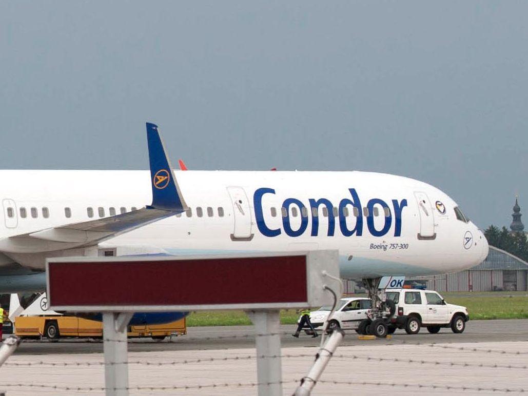 Bombenalarm: Condor-Maschine muss auf Kreta Notlanden
