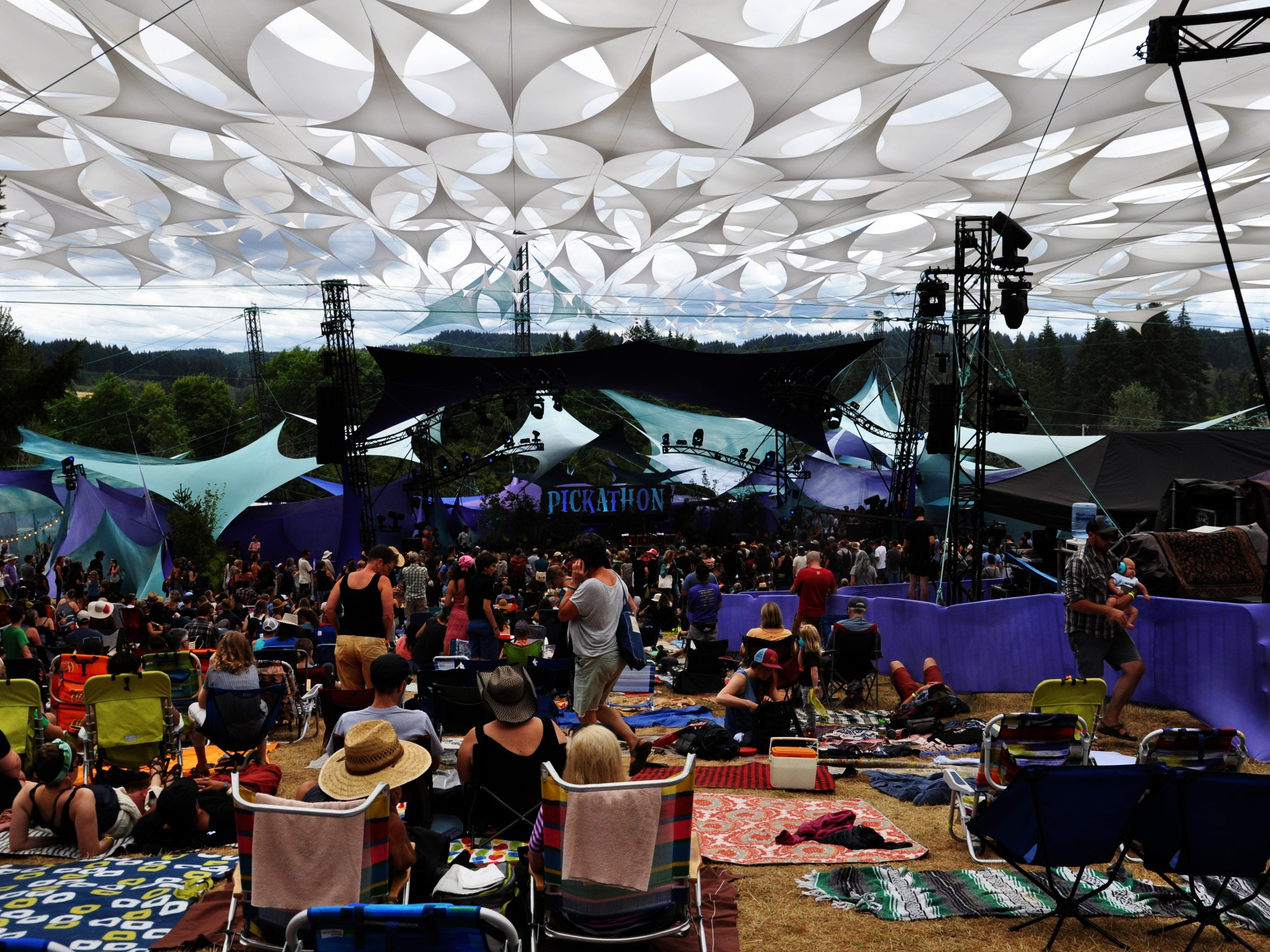 Das Pickathon feeling