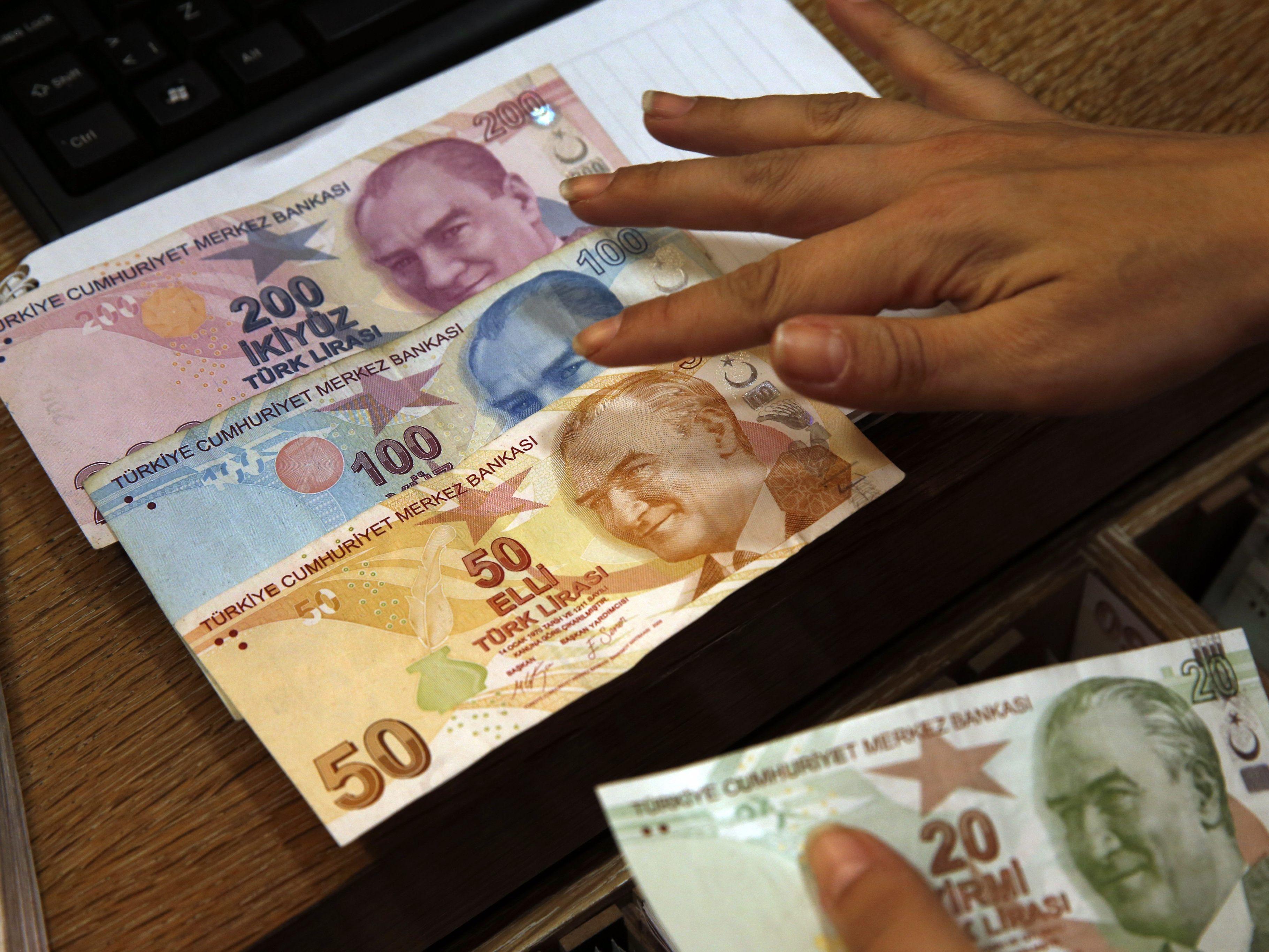 Drei Ratingagenturen bemängeln Stabilität der Türkei - Wirtschaft