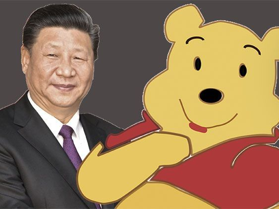Absurd: Winnie-Puuh-Film in China verboten