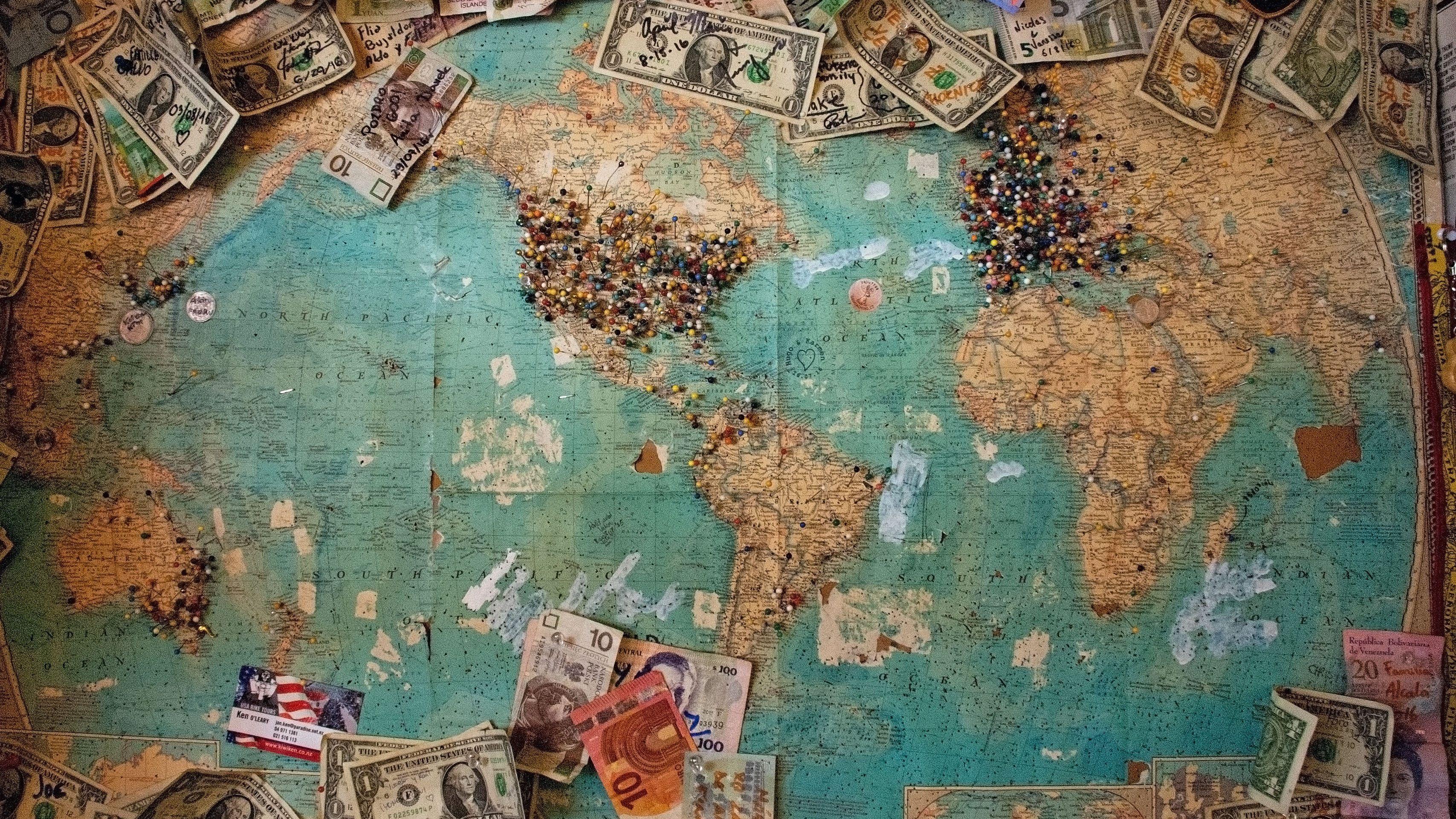übrig Gebliebene Währungen Einfach Verkaufen Wirtschaft Volat