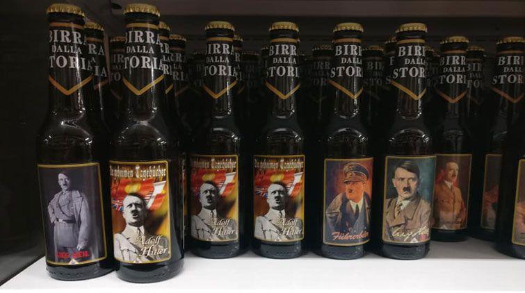 Hitler beer