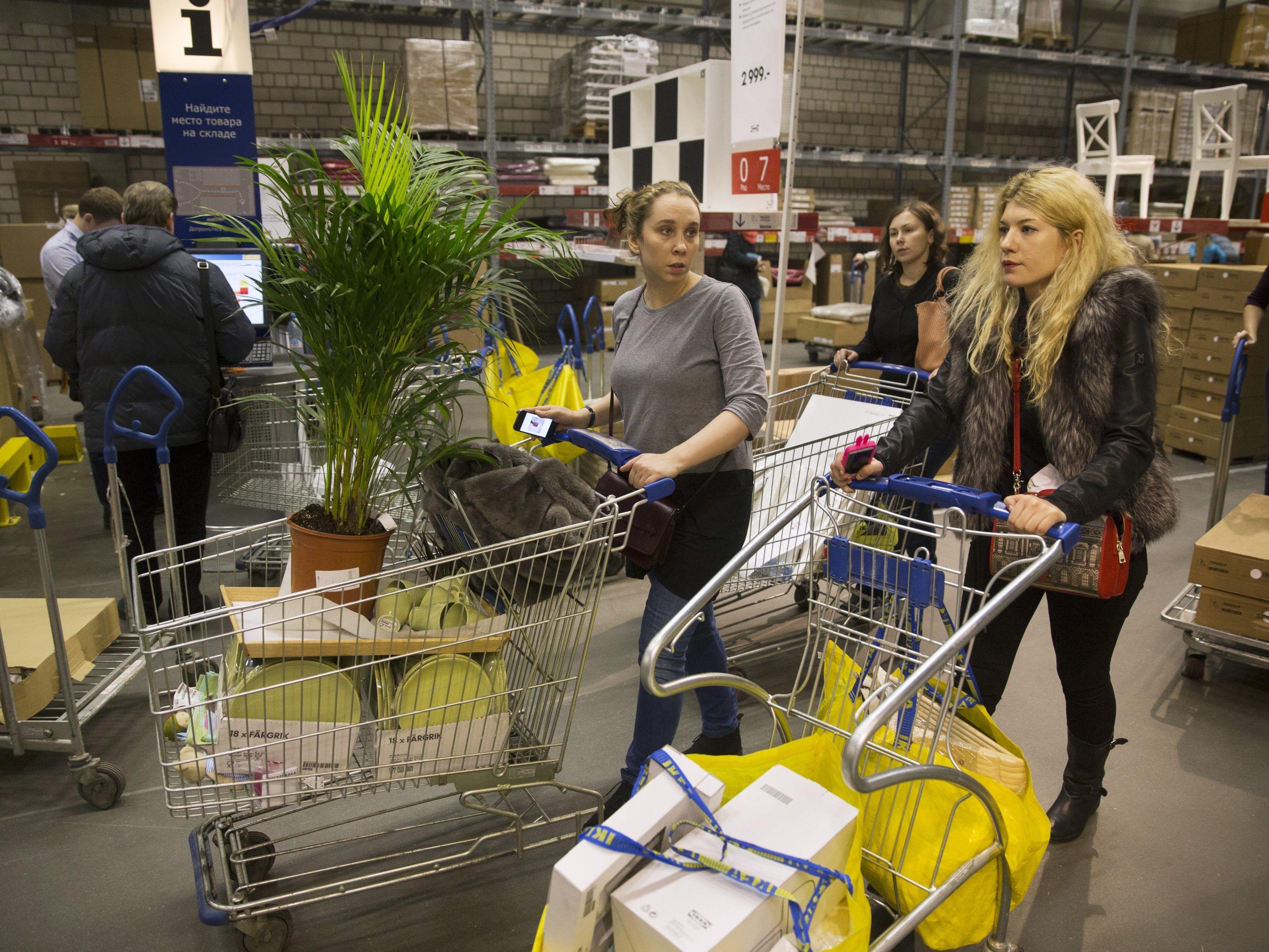 Ikea Will Gebrauchte Möbel Zurückkaufen Wirtschaft Volat