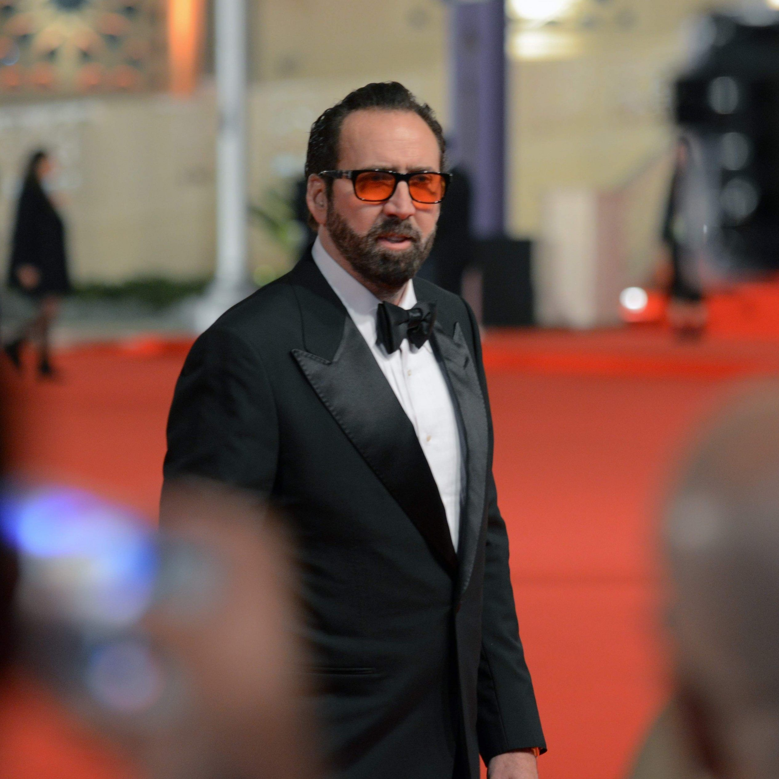 Hollywood-Star Nicolas Cage kommt zum 7slash Filmfestival nach Wien.