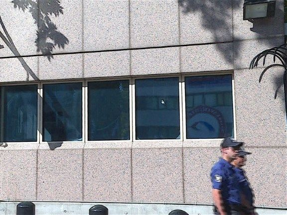 Unbekannte schießen auf amerikanische Botschaft in der Türkei