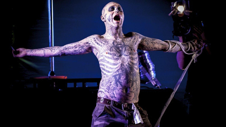 Zombie Boy Tot