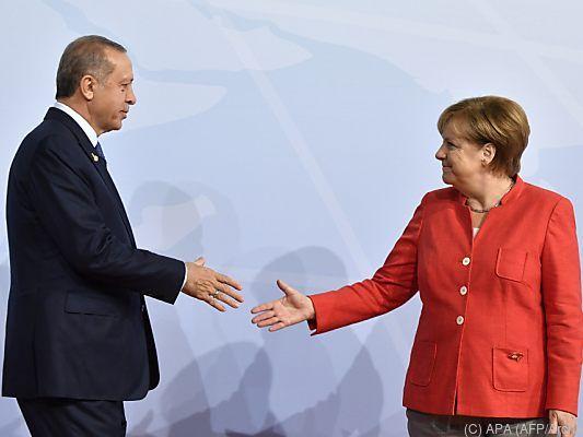 Erdogan in Berlin gelandet
