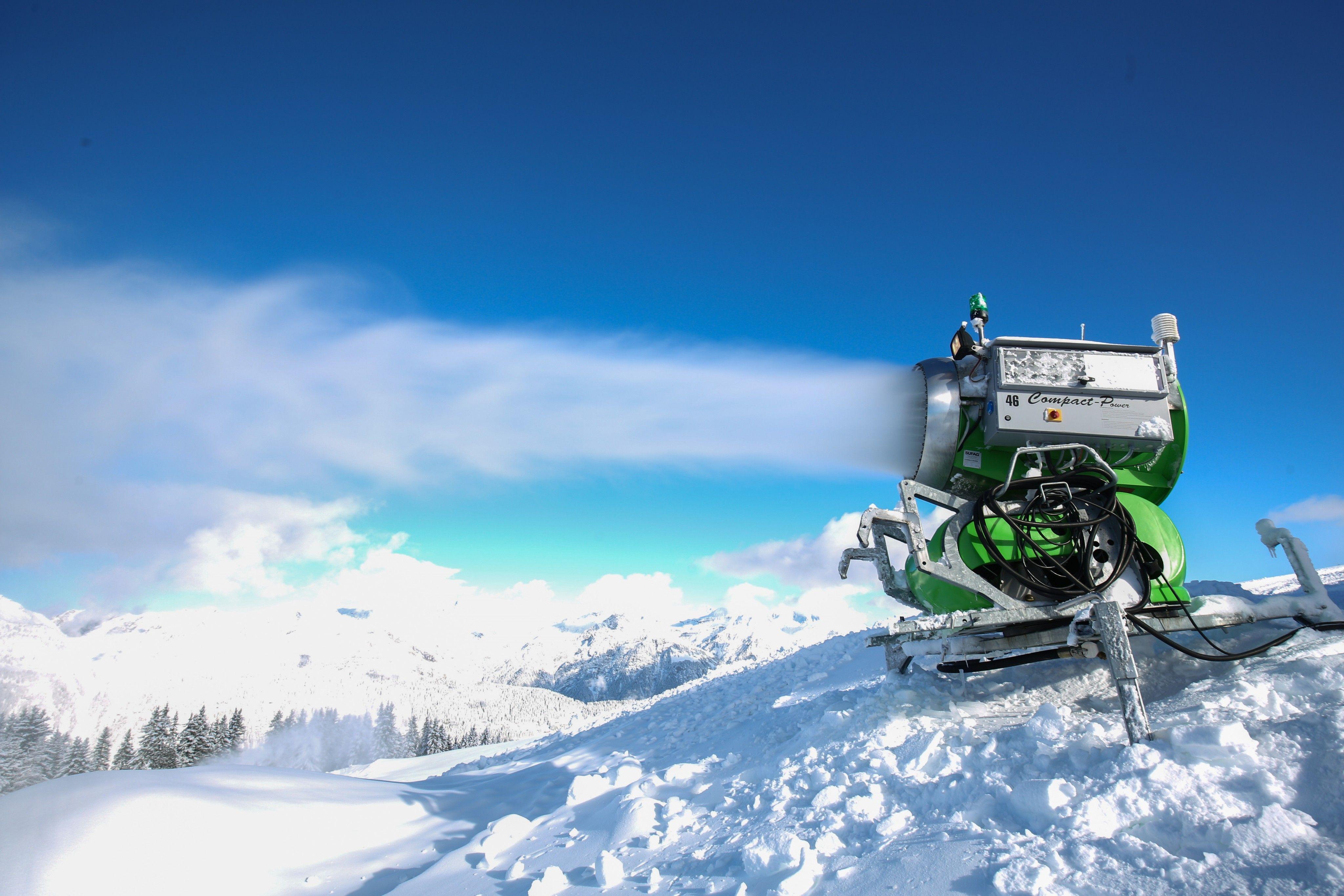 Vorarlberg: Golm ab kommenden Winter vollständig beschneit