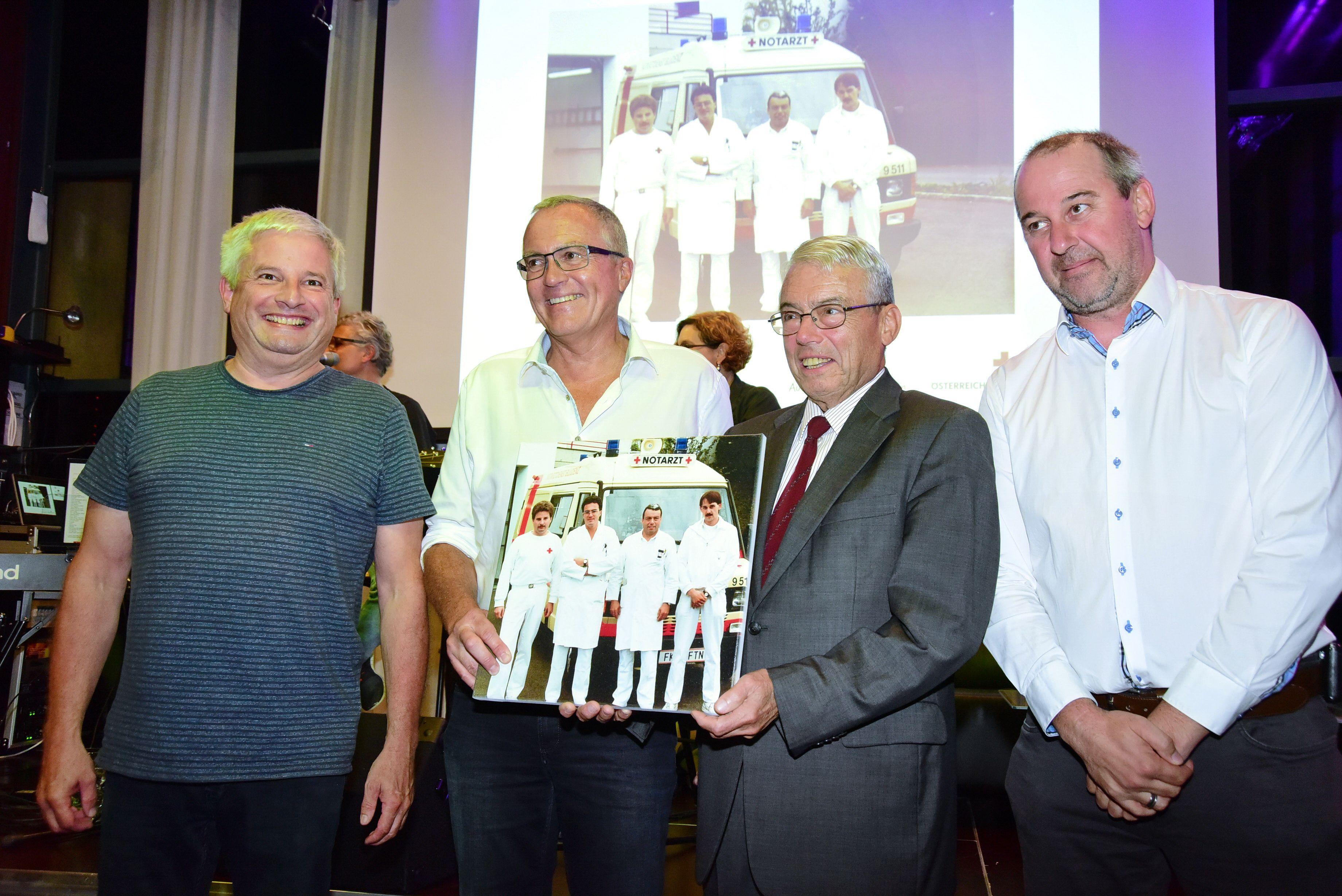 Vorarlberg: 25 Jahre Notarztdienst in Bludenz