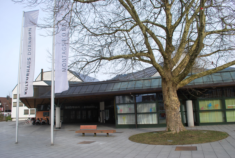 Kulturhaus Dornbirn: Investitionen in Millionenhöhe nötig