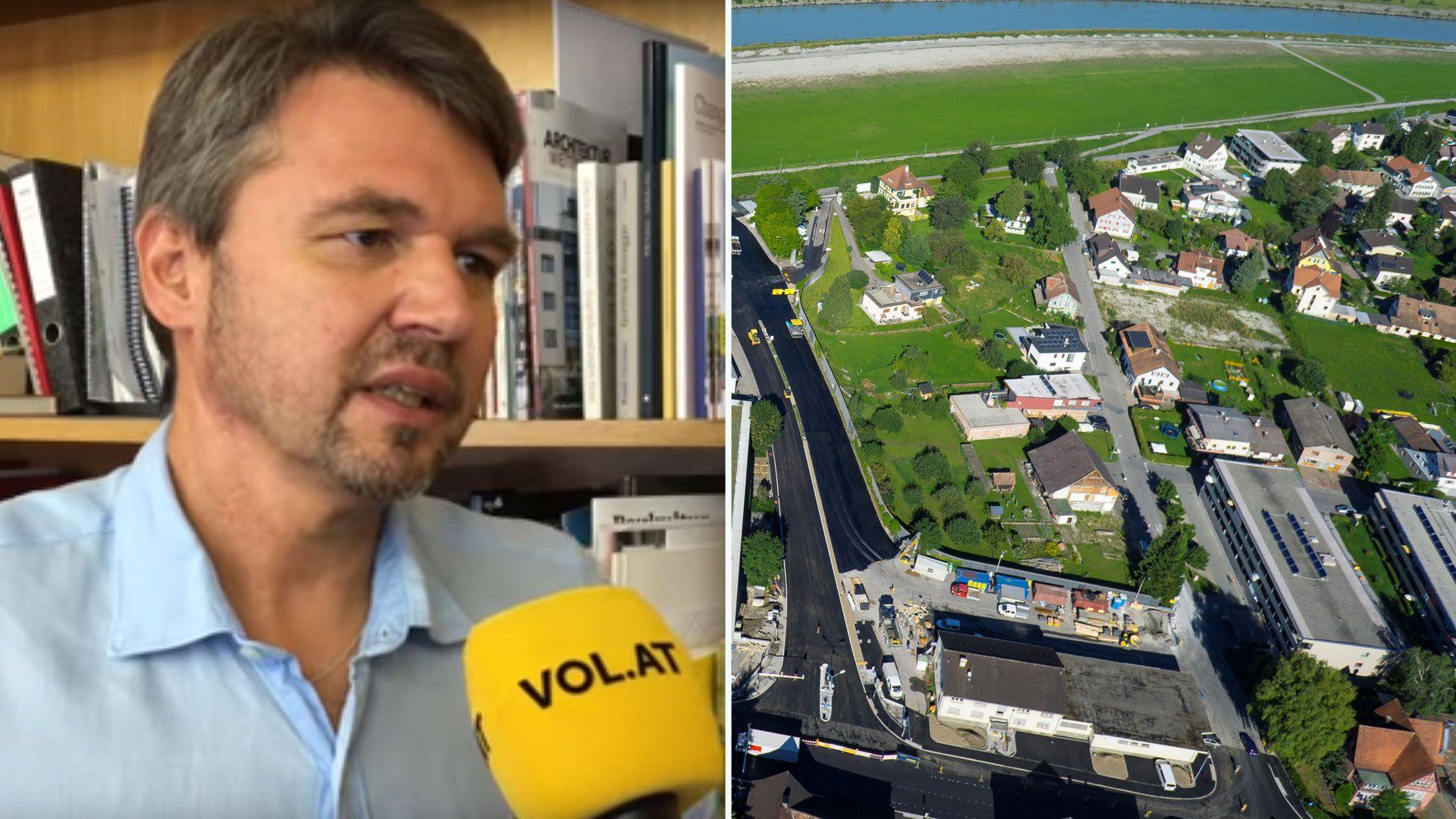 Vorarlberg: Parken in Lustenau kostenpflichtig