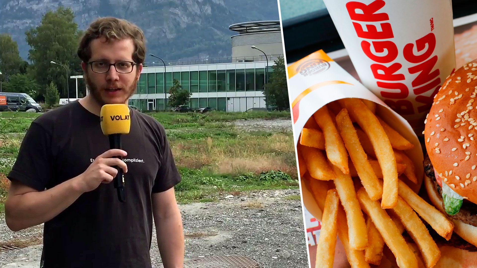 Burger King in Vorarlberg: Baubeginn weiter ungewiss